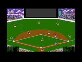 Slugger, The for Commodore 16 & Plus/4 - A hit to the outfield...