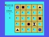 Oldies But Goodies - Games II for TI-99/4A screenshot thumbnail - Hidden Pairs: the board is slowly revealed...