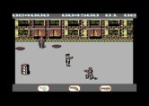 Jail Break for Commodore 64 screenshot thumbnail - The screen scrolls to the right in this game...
