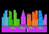 Alpha Build for Apple II screenshot thumbnail - The city has been built! On to the next level...