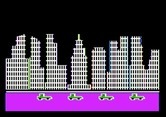 Alpha Build for Apple II screenshot thumbnail - Starting to build the city...