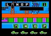 Alpha Build for Apple II screenshot thumbnail - Now I'm up to the M N O P section of the alphabet.