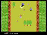 Front Line for ColecoVision - On to the next level; use grenades to hit multiple opponents!