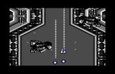 Life Force for Commodore 64 screenshot thumbnail - Shoot or dodge these giant heads...