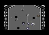 Life Force for Commodore 64 screenshot thumbnail - Destruct missiles are useful for destroying opponents on the walls.