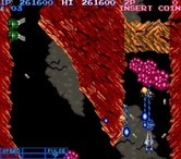 Life Force for Arcade screenshot thumbnail - Uh oh, looks like I might have hit a dead end!
