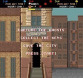 Real Ghostbusters, The for Arcade - Ready to start?