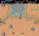 Real Ghostbusters, The for Arcade - Some ghosts are hiding in the water...
