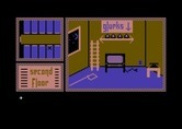 Hotel Alien for Commodore 64 - I found some glurks, but what are they?