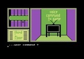 Hotel Alien for Commodore 64 - I found a voice command tv game!