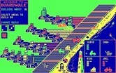 Advance to Boardwalk for IBM PC/Compatibles screenshot thumbnail - Select areas to build on.
