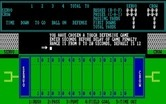 Armchair Quarterback for IBM PC/Compatibles - Setup some game options...