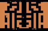 Entombed for Atari 2600 - Now in the second maze...