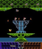 Joust 2: Survival of the Fittest for Arcade - Each level in Joust 2 has a different theme and layout.