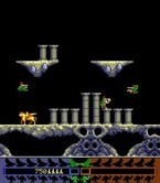 Joust 2: Survival of the Fittest for Arcade - Transform into Pegasys for improved ground attacks but more difficulty flying.