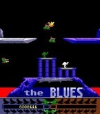 Joust 2: Survival of the Fittest for Arcade - Wave two; the blues...