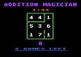 Addition Magician for Apple II - This time around I need numbers that add up to 8.