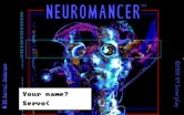 Neuromancer for IBM PC/Compatibles - Creating a new character.