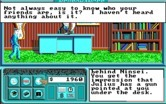 Neuromancer for IBM PC/Compatibles - This guy says he doesn't know the answer to my question.