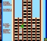 Crazy Climber for Arcade - Be mindful of the gaps in the buildings!