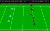 Touchdown Football for IBM PC/Compatibles - Kickoff...