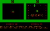 Bannercatch for IBM PC/Compatibles - The game demo mode shows how to play the game.
