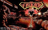 FireTeam 2200 for Amiga - Title screen.