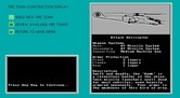 FireTeam 2200 for IBM PC/Compatibles - Information on the attack helicopter.