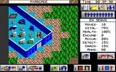 Breach 2 for Amiga screenshot thumbnail - Moving around the playfield...