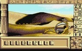 Chrono Quest for Atari ST - Here I am, stuck in the desert...