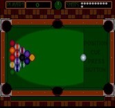 Gimme A Break for Arcade screenshot thumbnail - Game start; position the cue ball.