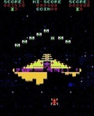 Phoenix for Arcade - The mothership gets closer...