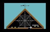Apple Cider Spider for Commodore 64 - Hooray, I made it!