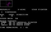 XWing Fighter for IBM PC/Compatibles - Darth Vader attacking!