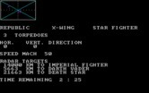 XWing Fighter for IBM PC/Compatibles - Firing lasers...