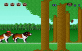 Beethoven: The Ultimate Canine Caper! for IBM PC/Compatibles - Start of the park...