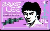 Bruce Lee for IBM PC/Compatibles screenshot thumbnail - Title screen.