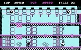 Bruce Lee for IBM PC/Compatibles screenshot thumbnail - Use the traps to your advantage to take out opponents...