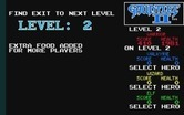 Gauntlet II for Atari ST - On to level 2...