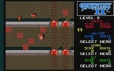 Gauntlet II for Atari ST - Don't step on the stun tiles...