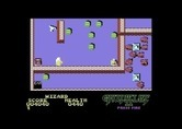 Gauntlet II for Commodore 64 - There's the exit!
