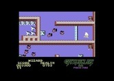 Gauntlet II for Commodore 64 - Starting a level trapped behind a door...