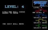 Gauntlet II for IBM PC/Compatibles - Ready for Level 4?