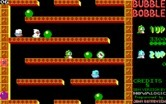 Bubble Bobble for IBM PC/Compatibles - Catch opponents in bubbles.