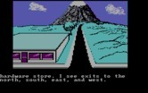 Adventures of Buckaroo Banzai: Across the Eighth Dimension, The for IBM PC/Compatibles screenshot thumbnail - There is a hardware store here.