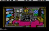 King's Quest III: To Heir is Human for IBM PC/Compatibles - The kitchen might be full of useful items...better look around!