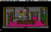 King's Quest III: To Heir is Human for IBM PC/Compatibles - The dining room...