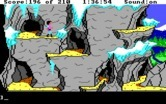 King's Quest III: To Heir is Human for IBM PC/Compatibles - A cave maze! This section can be tough...