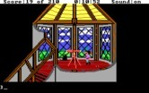 King's Quest III: To Heir is Human for IBM PC/Compatibles - Top floor of the house; looking through a telescope tell you anything useful?