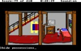 King's Quest III: To Heir is Human for IBM PC/Compatibles - Hiding my possessions under the bed...